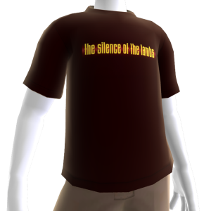 Silence of the Lambs Logo Tee