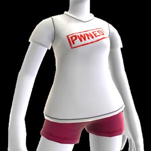 Pwned 티셔츠