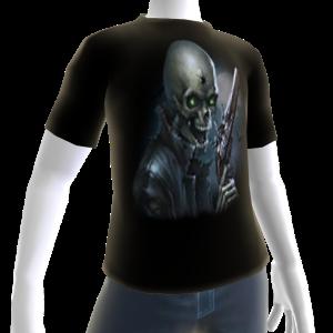 Epic Horror Skull 12 T-Shirt