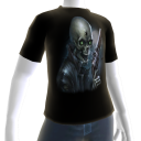 Epic Horror Skull 12 T-Shirt