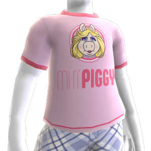 猪小姐 T恤