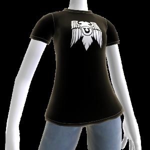 Camiseta con águila imperial de Space Marine®