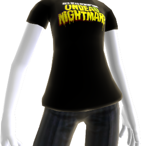 Undead Nightmare Logo T-Shirt