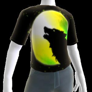 Epic Wolf Howl Shirt