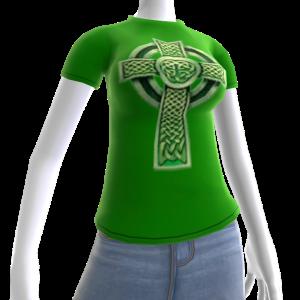 Epic St Pattys Green Celtic