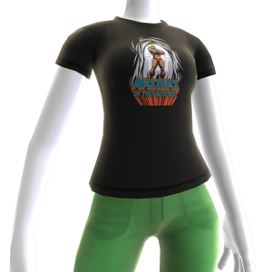 He-Man Arms Crossed T-Shirt