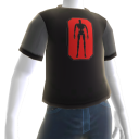 Silhouette logo t-shirt
