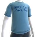 Good Luck Have Fun Tee