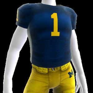 Michigan Game Jersey