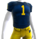 Michigan Game Jersey