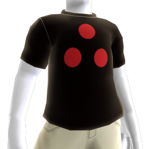Red NVG Dots Tee