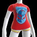T-Shirt de Soldado Clone