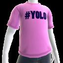 #YOLO Tee