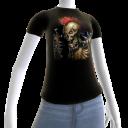 Epic Horror Skull 11 T-Shirt
