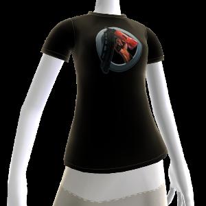 Nail Gun Logo T-shirt - Female