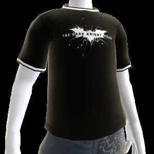 The Dark Knight Rises Batman Logo T-Shirt #4
