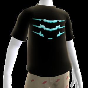 Camiseta estampada Dead Space 3