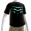 Dead Space 3-shirt met vizier