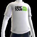 Dew Tour Tee - White