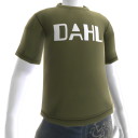 Tričko s logem Dahl