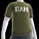 Camiseta Dahl Logo