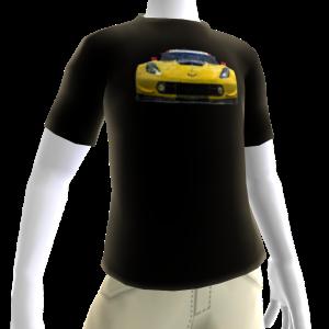 2016 C7.R Edition Corvette Black Tee 1