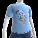 Camiseta de Pato Donald