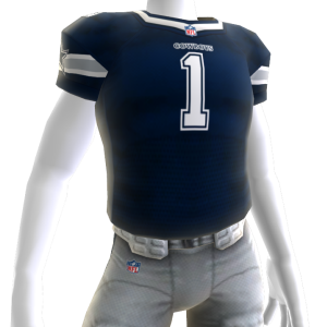 Dallas Game Jersey