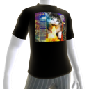 Laser Cat Avatar Shirt 5