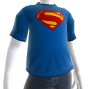 Blue Man of Steel Tee