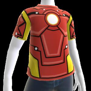 Iron Man Costume Tee