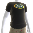 Jets Gold Trim Tee