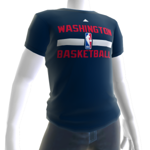 Wizards On-Court Tee