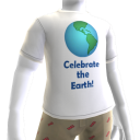T-Shirt Celebrate the Earth!