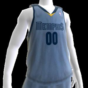 Grizzlies Alternate Jersey