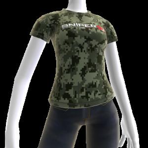 """Sniper Ghost Warrior 2"" T-Shirt 2"