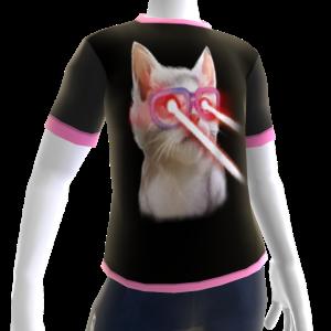 Epic Laser Cat 3 T-Shirt