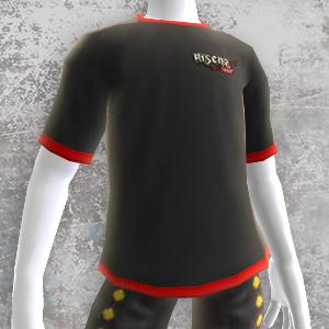 Risen 2 Black Pirate Shirt