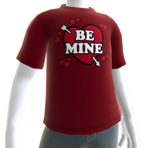 Valentine's - Be Mine Tee