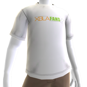 XBLA Fans T-Shirt