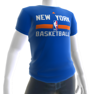 Knicks On-Court Tee