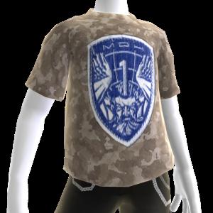 Task Force Atlas T-Shirt Patch