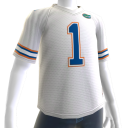Florida White Football Jersey