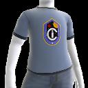 Camiseta con logo del Instituto Carrington