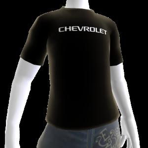 GM Chevrolet 2 Black Tee