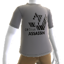 "Hitman: Absolution Schwarzes ""Original Assassin""-T-Shirt"