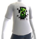 Minecraft T-shirt « Creeper Inside »