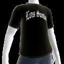 Los Santos Logolu Tişört