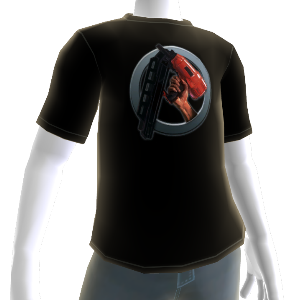 Nail Gun Logo T-shirt - Male