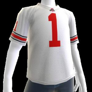 Ohio State White Football Jersey